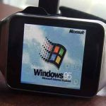 Android Wear : installer Windows 95 sur votre montre connectée, c'est possible