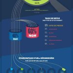 Infographie - Droit à l'oubli Google par Reputation VIP : quel impact sur la presse ?
