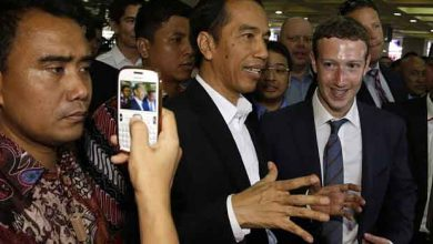 Mark Zuckerberg encourage l'Indonésie à améliorer l'accès à Internet
