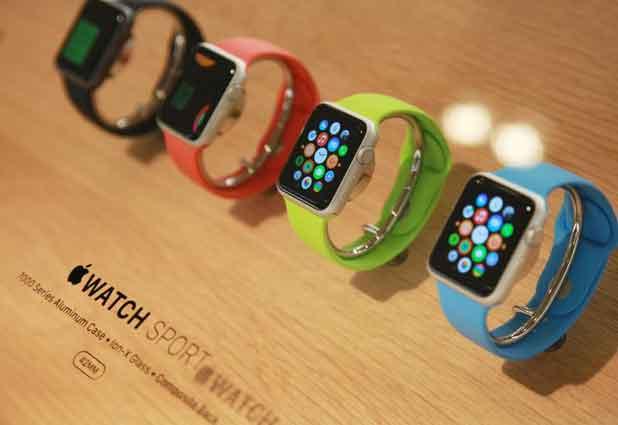 Apple Watch : l'installation des applications passera par l'iPhone