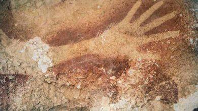 Il y a 40'000 ans, l'Asie connaissait déjà les pochoirs