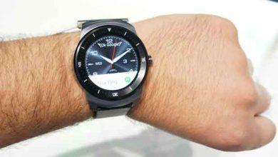 LG commercialisera la G Watch R dès le 14 octobre au prix de 330 dollars