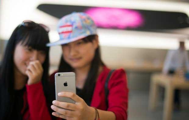 Coup d'envoi tardif des ventes de l'iPhone 6 en Chine