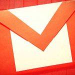 Le logo de Gmail.
