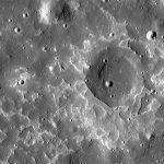 Une des formations volcaniques récentes identifiées par les chercheurs.