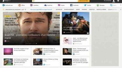 Le MSN nouveau est arrivé