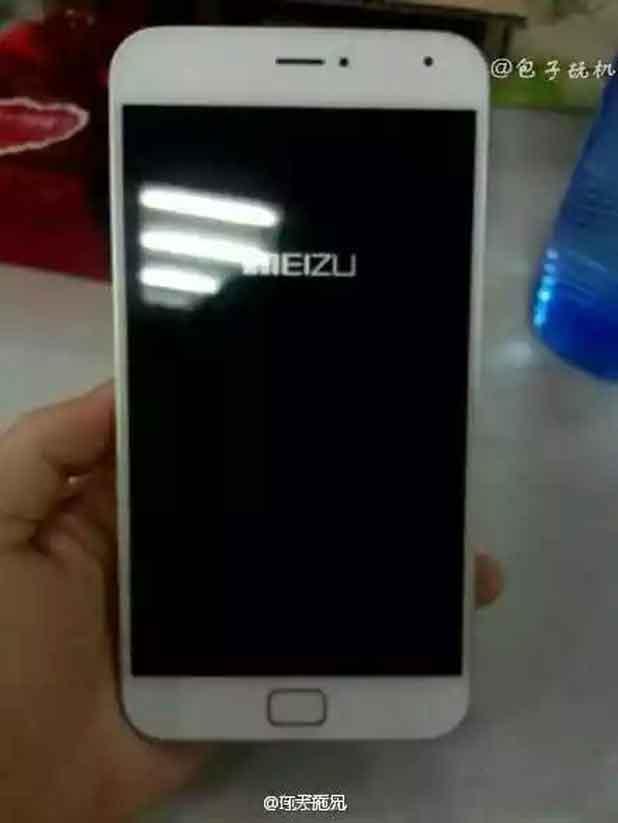 Meizu MX4 Pro : le lecteur d'empreinte confirmé par une nouvelle photo