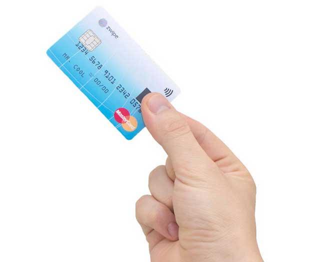 Zwipe et Mastercard présentent une CB avec authentification biométrique