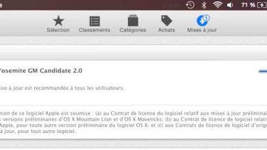 OS X Yosemite : nouvelle Golden Master et bêta 5 pour le public
