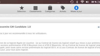 OS X Yosemite : la version «Gold Master» est disponible