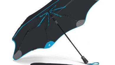 Le parapluie connecté, que vous n'oublierez plus jamais dans le train