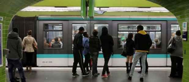 Ile-de-France : les métros ouverts plus tard le week-end ?