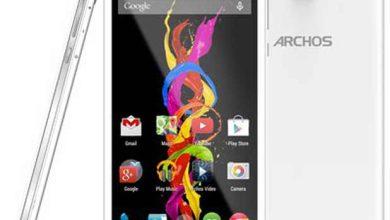 Archos 59 Titanium : un très grand smartphone très low cost