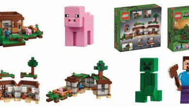 Lego lève le voile sur sa nouvelle gamme Minecraft