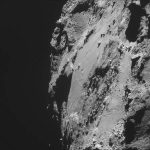 Nouvelle image de la région des rochers de Gizeh où, du haut de ses 45 m (maximum), Cheops se fait contempler.