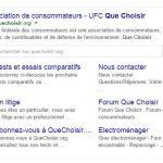 """La """"search box"""" de Google"""