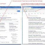 Exemple d'une recherche Renault Twingo via la Google Search Box