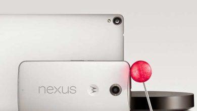 Avec Android Lollipop, Google dégaine des Nexus 6 et 9 au prix fort