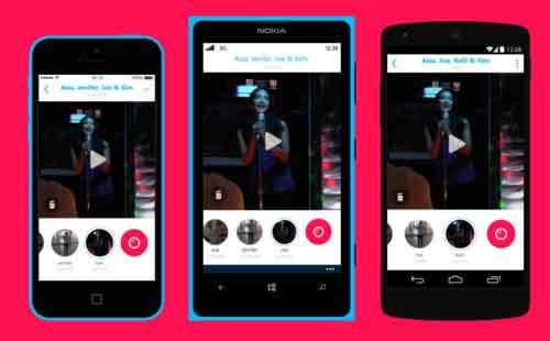 Skype Qik : une nouvelle messagerie à mi-chemin entre Snapchat et Vine