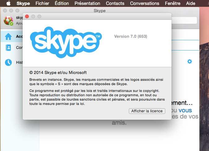 Le Skype nouveau est là !