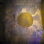 Grèce : une mosaïque exceptionnelle découverte dans le tombeau d'Amphipolis