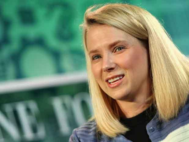 Marissa Mayer, directrice de Yahoo!