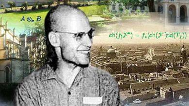 Alexandre Grothendieck est mort jeudi à Saint-Girons dans l'Ariège, à 86 ans.