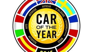 Quelle sera la voiture de l'année 2015 ?