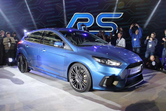 ford la nouvelle focus rs s 39 expose cologne. Black Bedroom Furniture Sets. Home Design Ideas
