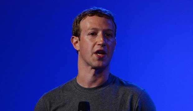 Mark Zuckerberg, PDG et fondateur de Facebook.