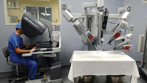 Google. Bientôt des robots chirurgicaux issus de la Silicon Valley