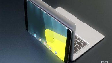 Concept iPad Pro - ©Curved
