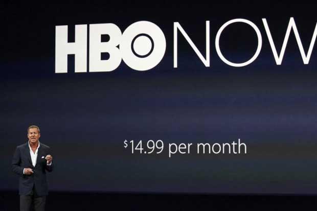 Apple et la chaîne HBO s'allient dans la vidéo en ligne