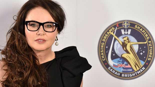 Sarah Brightman : 65 M $ pour aller chanter dans l'espace