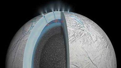 De l'activité hydrothermale sur une lune de Saturne