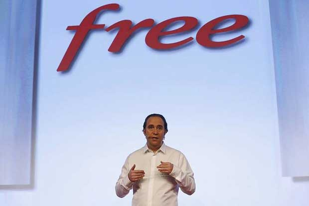 Les nouvelles annonces de Free inquiètent la Bourse