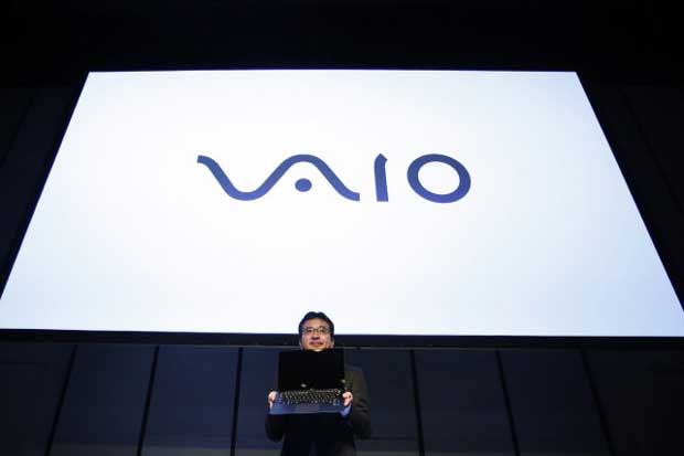 La marque Vaio s'aventure sur le terrain des téléphones intelligents