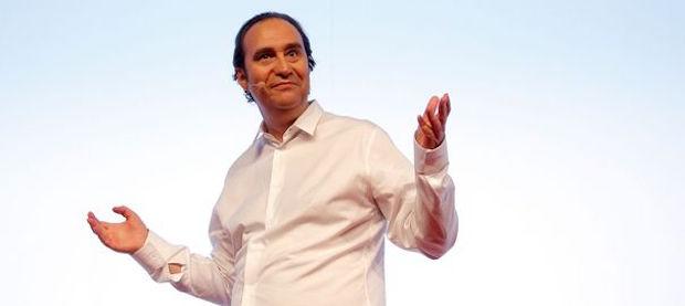 Xavier Niel, le fondateur de Free, dont le réseau mobile vient d'atteindre ses objectifs en terme de couverture.