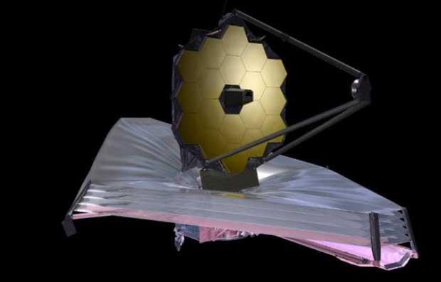 Le remplaçant d'Hubble s'appellera Webb