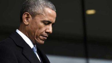 Barack Obama, président des États-Unis.