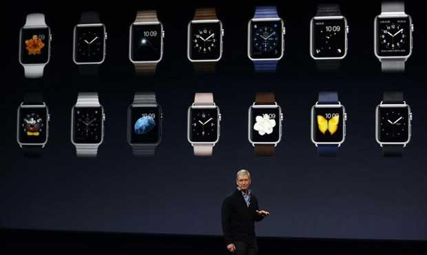 Les coulisses du lancement de l'Apple Watch