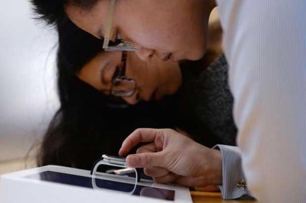 L'Apple Watch fait ses débuts en France et au Japon notamment