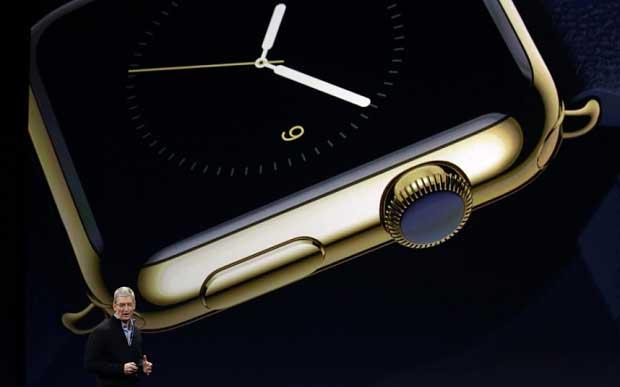 Apple doit mettre sa montre connectée à l'heure suisse