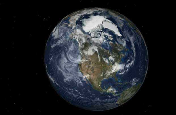 La Terre a tellement changé en 200 M d'années