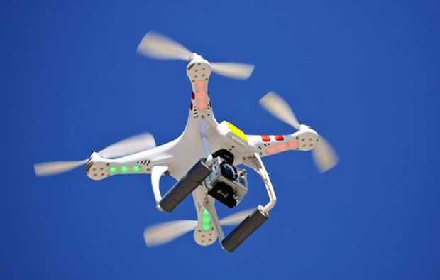 Drones : le fabricant du Phantom à la recherche de fonds