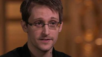 L'ancien consultant de la NSA Edward Snowden interviewé dans l'émission.