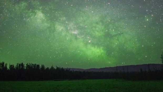 VIDEO. Une pluie d'étoiles filantes tombe sur le nord-est de la Chine