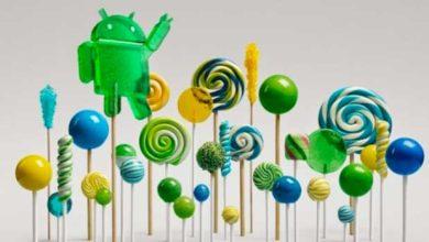La mise à jour Android 5.1.1 fait son apparition dans les images d'usine.