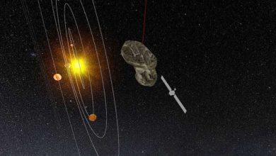 Rosetta se fait peur en s'approchant un peu trop près de la comète «Tchouri»