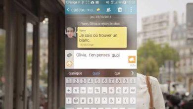 Le service de SMS d'Orange et de SFR se modernise.